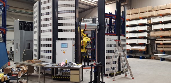 """VOVU Metaalbewerking: """"Onbemand produceren mogelijk door robotcellen"""""""