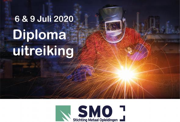 SMO organiseert Corona- proof Diploma-uitreiking op 6 en 9 juli 2020