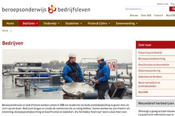 """Jos Vissers (SBB): """"Samen met scholen en SMO vakmensen opleiden"""""""